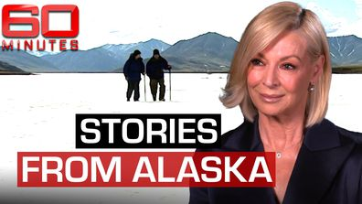 How Liz Hayes' Arctic circle story almost turned deadly