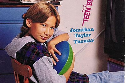 <b>Back in the 90s…</b> He was a popular tween pin-up thanks to his role as the super cute, cheeky middle child Randy on <i>Home Improvement</i>.