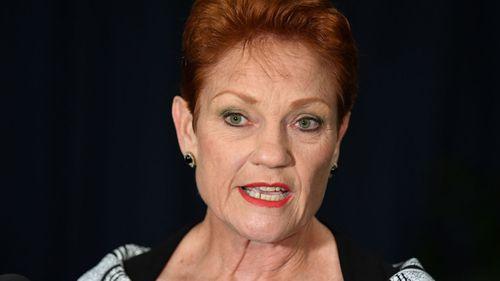 Pauline Hanson says people should be allowed to climb Uluru.