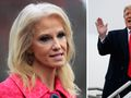 The public and awkward dispute between Donald Trump, Kellyanne Conway and her husband
