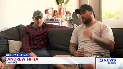 NRL: Andrew Fifita defends controversial podcast rant against respected league journalist Phil Rothfield