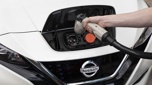 Bridging e-Power technology will allow drivers to refuel at a petrol station.