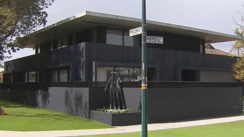 Applecross luxury home fence dispute