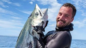 9News understands Mr Hurum moved to the Gold Coast just over two years ago and is an experienced free diver.