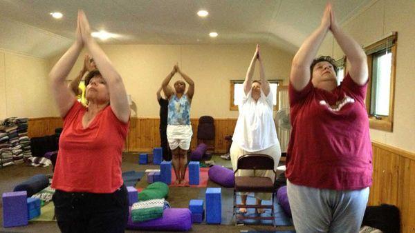 Facebook: Budda Body Yoga NYC