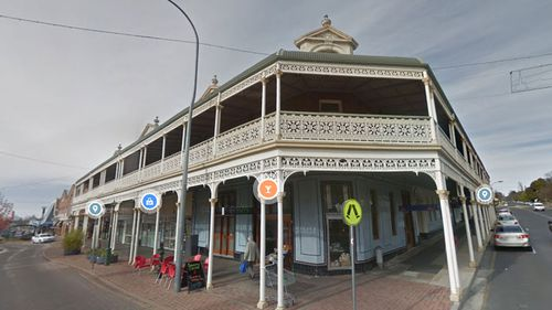 The Imperial Hotel in Armidale has been fined for breaching coronavirus restrictions.