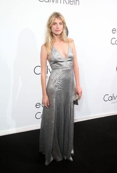 Melanie Laurent in in Calvin Klein Collection