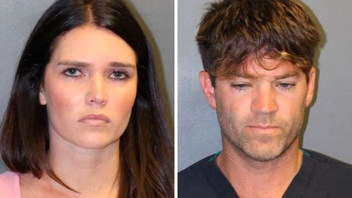 Charges against Dr. Grant Robicheaux and his girlfriend Cerissa Riley have been dropped.