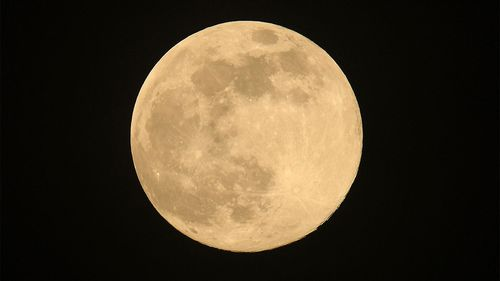 The 'worm moon' made it easier to free the Ever Given from its predicament in the Suez canal.