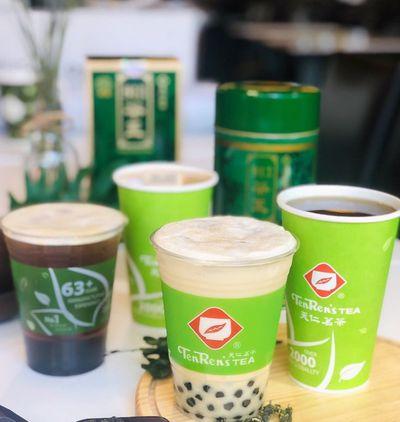 913 tea by Tenren's Tea, Hong Kong