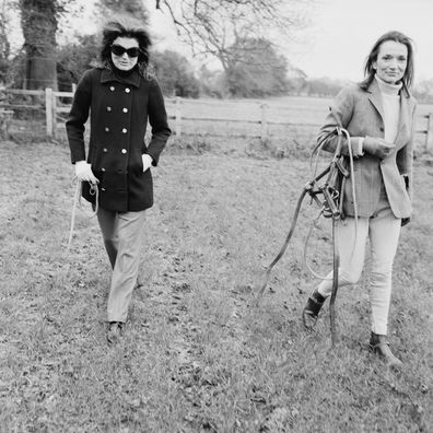 Lee Radziwill has died.