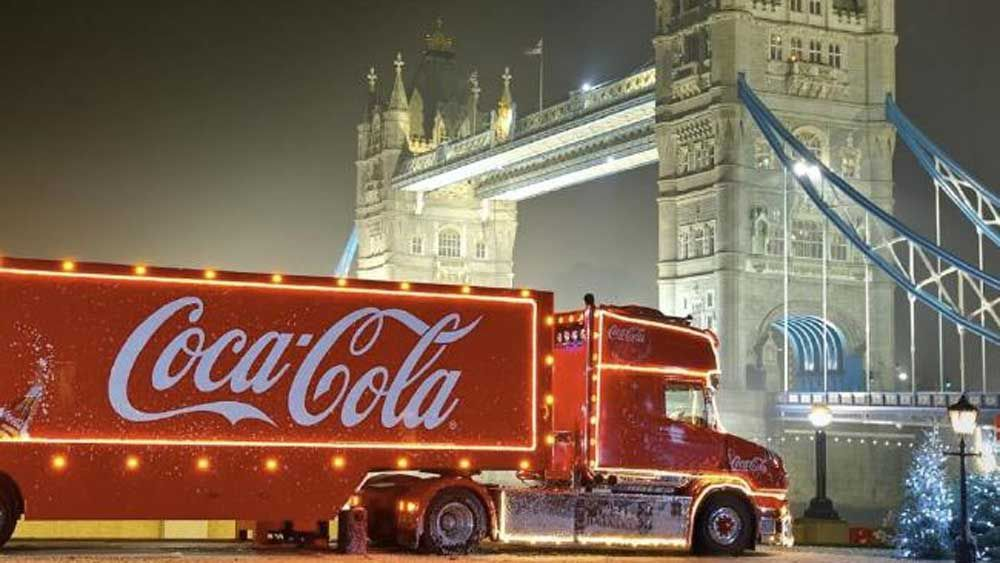 Iconic Coca-Cola Christmas Truck arrives in Australian for first time