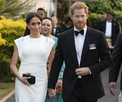 Harry and Meghan event