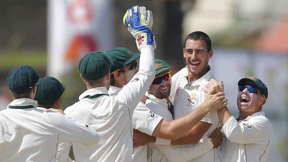 Warner out late in 2nd Sri Lanka Test