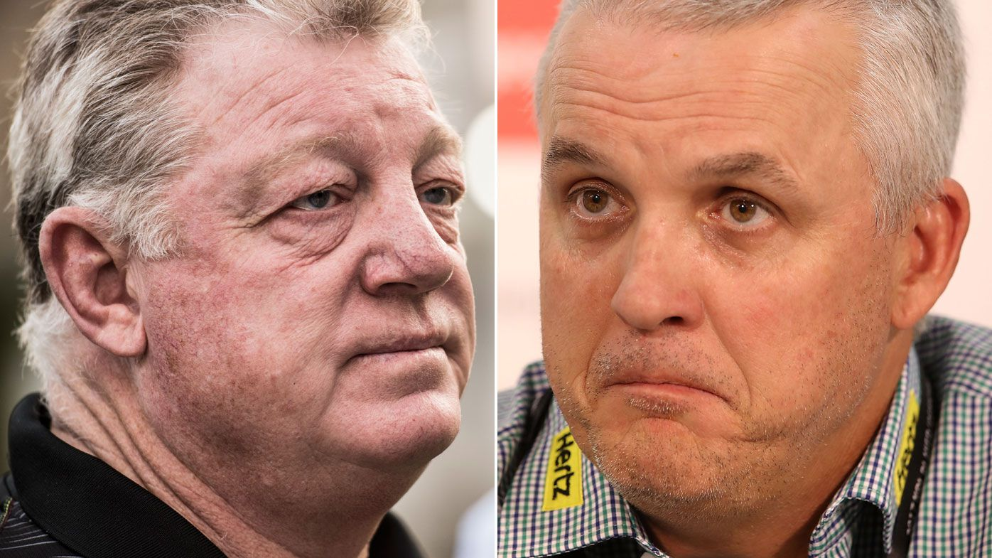 EXCLUSIVE: Phil Gould responds to Anthony Griffin furore that could end friendship