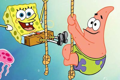 <B>Ran from:</B> 1999 to present.<br/><br/><B>Why it's awesome:</B> He lives in a pineapple under the sea, and he's absolutely insane. And possibly gay. But definitely crazy in an awesomely funny way. SpongeBob's cohorts and compatriots are (mostly) a little less off-the-rocker than the Sponge himself but pretty much all of them are adored by children (and stoners) worldwide.