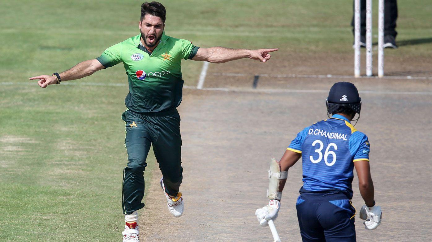 Cricket: Fast bowler Usman Khan leads Pakistan to sweep of Sri Lanka