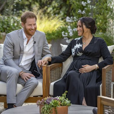 Meghan and Harry's Oprah interview, March 2021