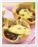 Kids' party recipe: Bolognese pies