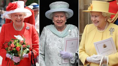Queen Elizabeth II's brooch collection