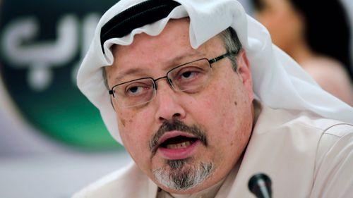 Journalist Jamal Khashoggi entered the Saudi Consulate in Istanbul and October 2 and has not been seen since.