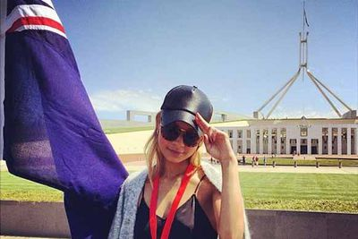 "@djhavanabrown: ""HAPPY AUSTRALIA DAY!!! #ProudAussie #Canberra #Soundcheck"""