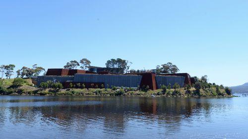 Hobart's MONA has become a major tourism drawcard for Tasmania. (AAP)