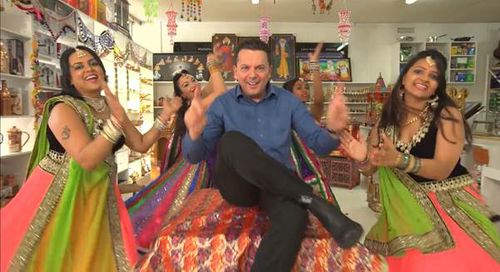 Nick Xenophon in his SA BEST commercial