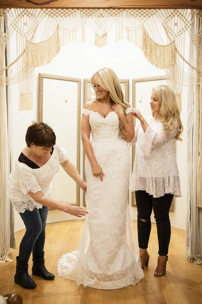 <em>Married at First Sight</em>'s Melissa doing her homework to find the perfect dress