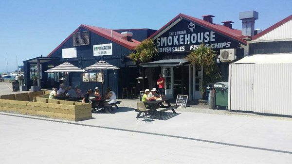 The Smokehouse Cafe