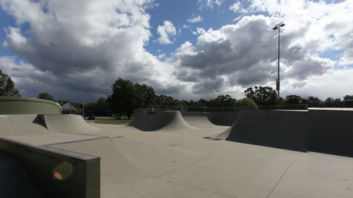 Teen stabbed to death in Canberra skate park