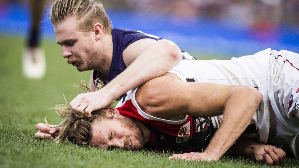 Season over for AFL Docker Sandilands