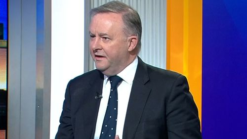 Anthony Albanese moved to expel John Setka from the ALP.