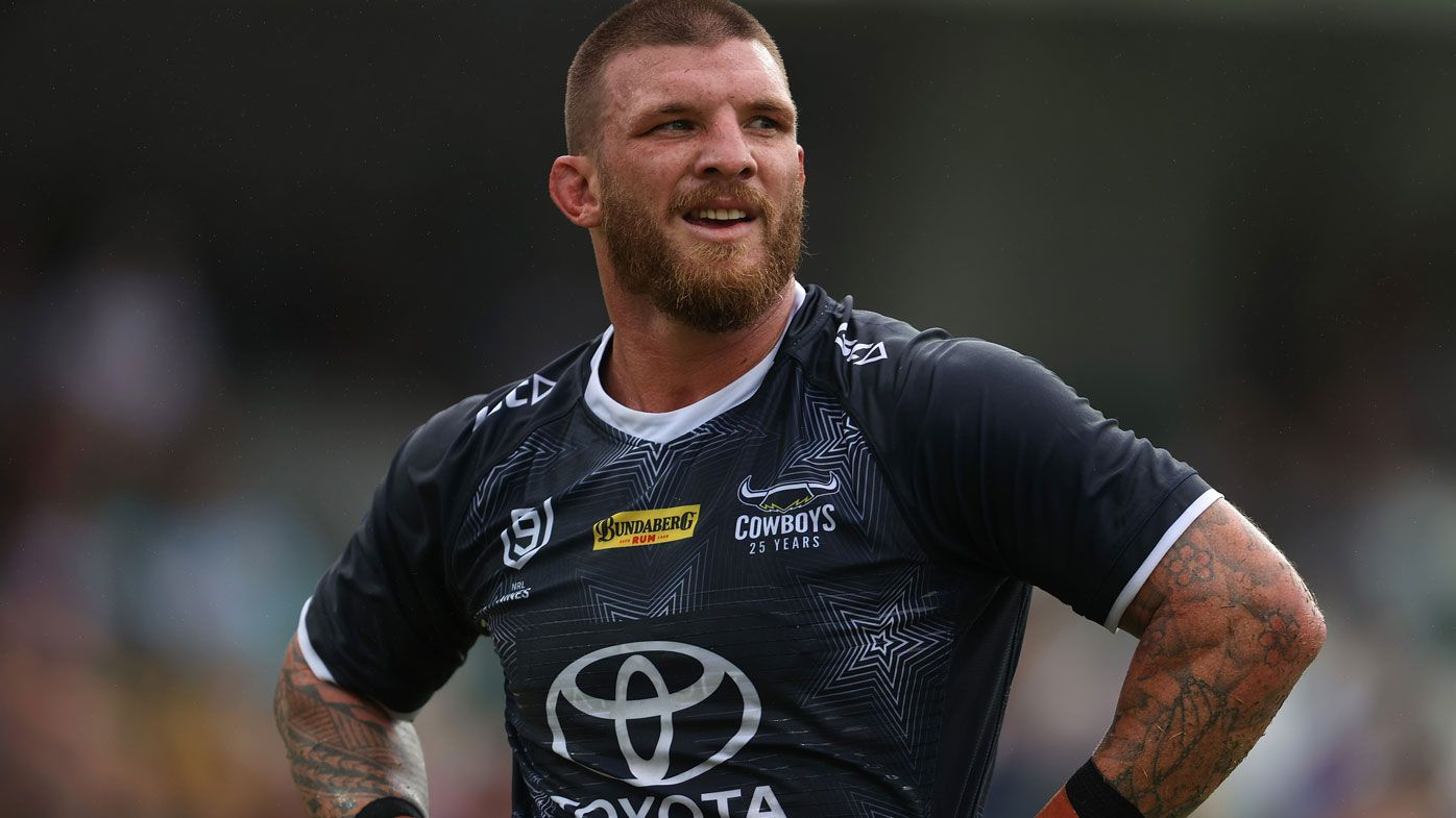 EXCLUSIVE: Legends take 'game's best sledger' Josh McGuire down a peg