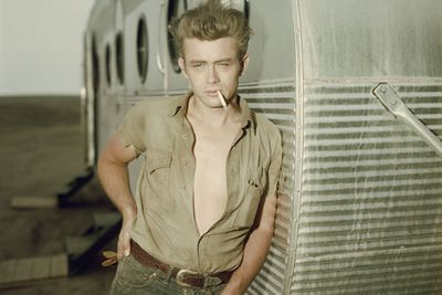 The 24-year-old rebel without a cause was killed in 1955, when his brand new Porsche Spyder collided head-on with another car in California. After his death rumours spread that the iconic film star was secretly still alive but horribly disfigured.<br/>