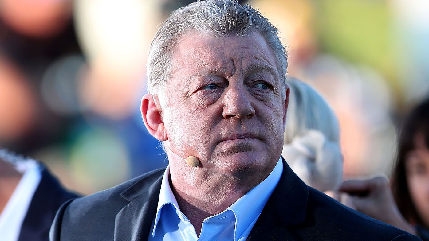 EXCLUSIVE: Phil Gould launches scorching attack on NRL in wake of Eels youngster Jakob Arthur mess