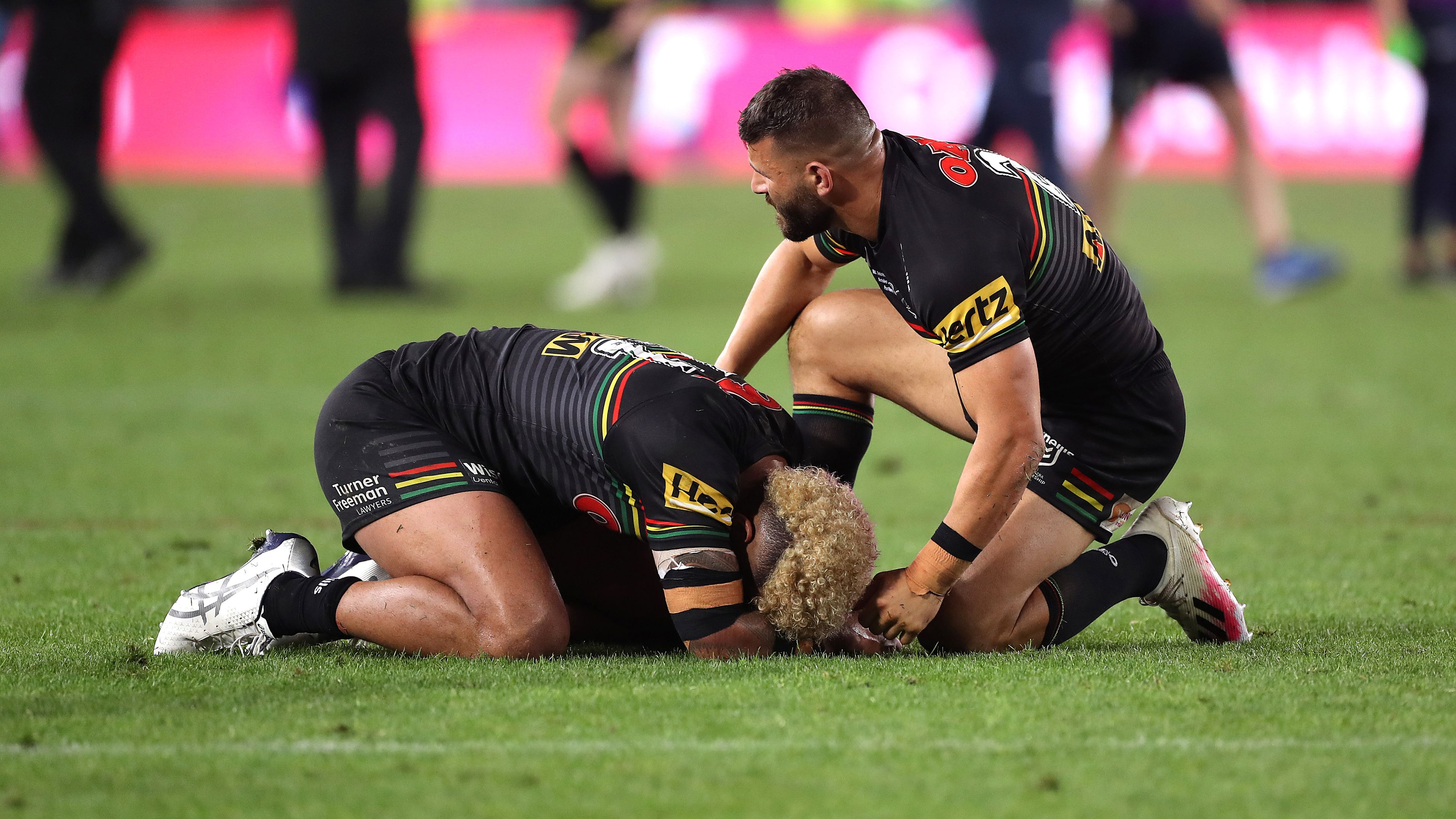 EXCLUSIVE: Viliame Kikau 'tried too hard' in Penrith's NRL grand final disappointment