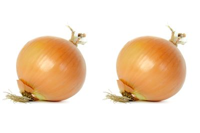 2 medium onions are 100 calories