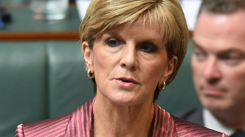Bishop scoping out Australia's next UN Security Council term