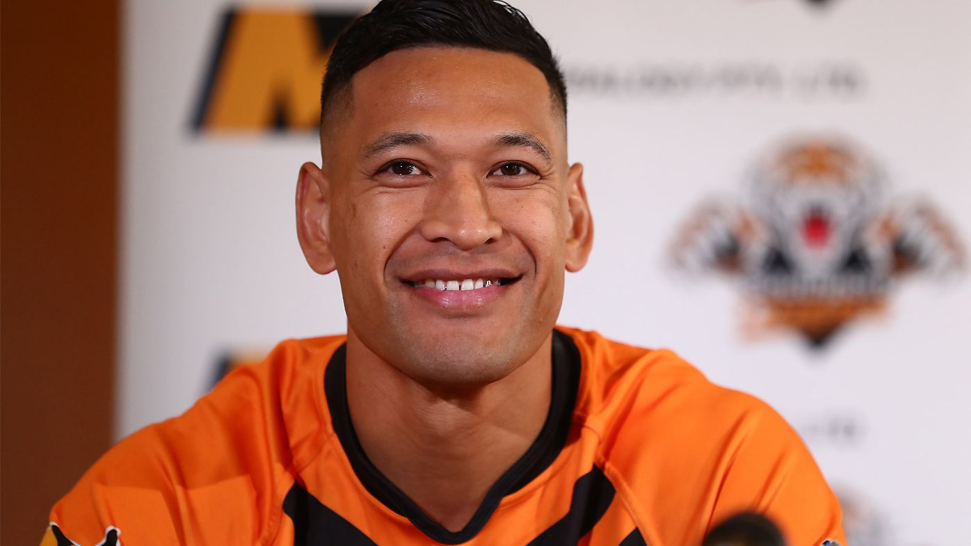 Israel Folau launches legal action against QRL on discrimination grounds
