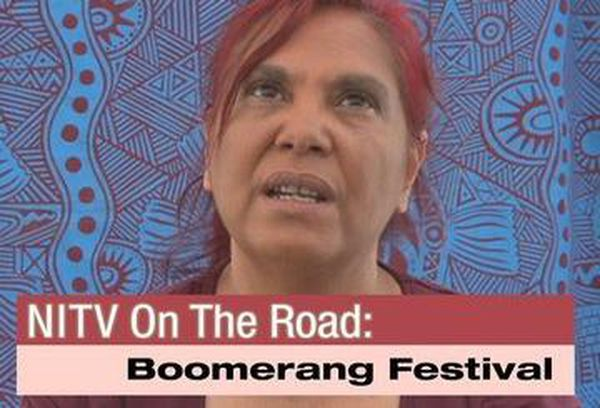 NITV on the Road: Boomerang Festival