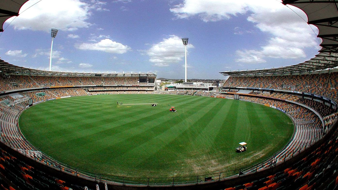 The Gabba's naming rights up for sale