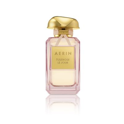 "<p><a href=""https://www.esteelauder.com.au/product/11989/51280/product-catalog/aerin/aerin-fragrance/tuberose-le-jour/eau-de-parfum"" target=""_blank"">AERIN Tuberose Le JourParfum (50ml), $295.</a></p> <p>An ethereal scent that opens with neroli and orange flower absolute, evolves to notes of cashmeran and warm cedarwood which impart a smooth (okay - sexy) sensuality to the tuberose signature. </p>"
