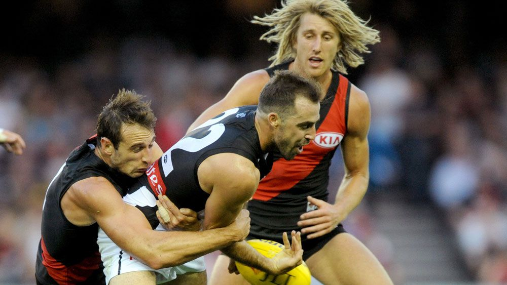 Watson, Heppell and co. return to AFL after drugs bans