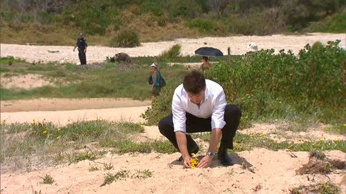 Maroubra locals adopt dumped baby girl to give her proper burial