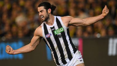 Magpies soar into grand final after defeating Richmond
