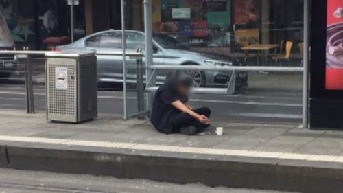 A 9News investigation has uncovered footage of St Kilda laundromats being used as make-shift drug dens.