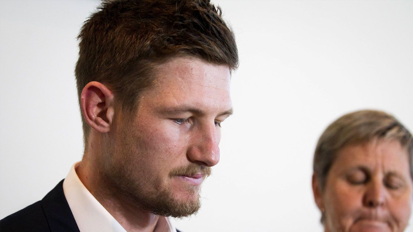 Cameron Bancroft 'naive, desperate' in Cape Town ball-tampering scandal
