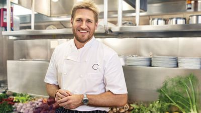 How one cruise changed chef Curtis Stone's life