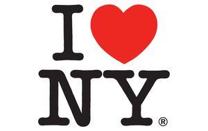 Designer of 'I Love NY' logo dies aged 91